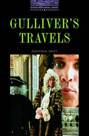 Gulliver's Travels: 1400 Headwords by Jonathan Swift image