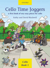 Cello Time Joggers image