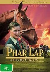 Phar Lap: Hero to a Nation (2 Disc) on DVD