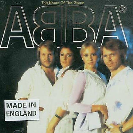 Name Of The Game by ABBA