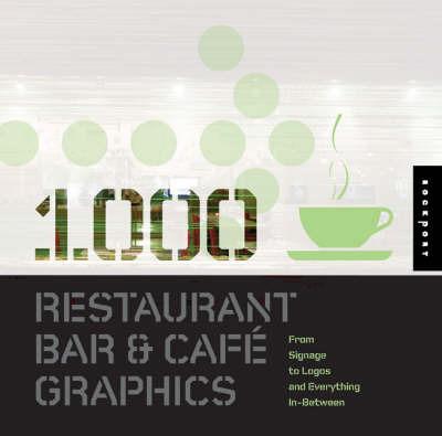 1,000 Restaurant Bar and Cafe Graphics by Luke Herriott