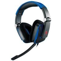 ThermalTake Shock Foldable Gaming Headset (Marina Blue) for PC Games