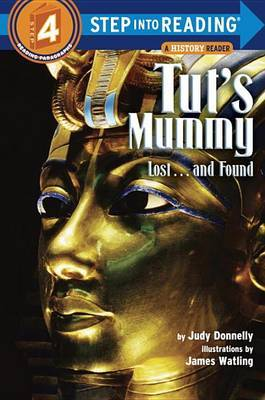 Step into Reading Tuts Mummy by Judy Donnelly image