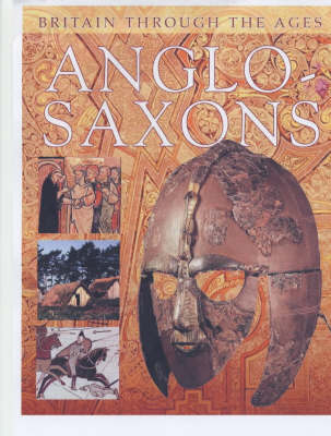 Anglo-Saxons by Margaret Sharman image