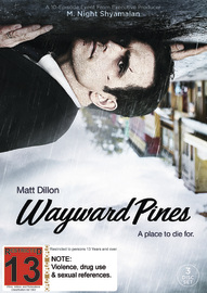Wayward Pines: Season 1 on DVD