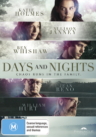 Days and Nights on DVD