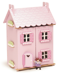 Le Toy Van: First Dream House (with furniture)