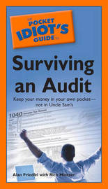The Pocket Idiot's Guide to Surviving an Audit by Alan Friedfel image