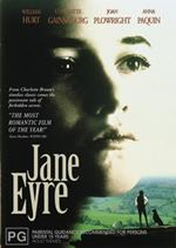 Jane Eyre on DVD image