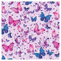 SKINZ Book Cover - Butterflies