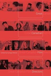 Great Canadian Film Directors image