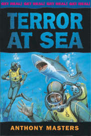 Terror At Sea by Anthony Masters image