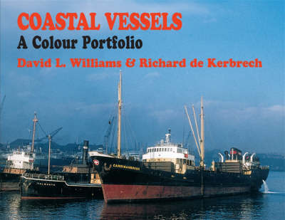 Coastal Vessels by David L. Williams image