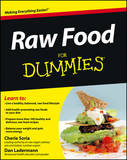 Raw Food for Dummies by Cherie Soria