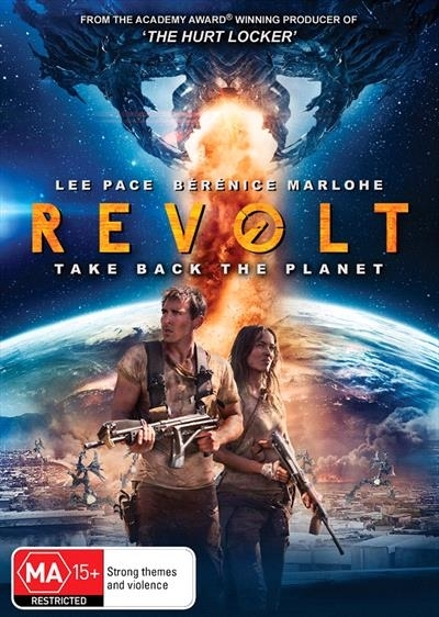 Revolt on DVD image