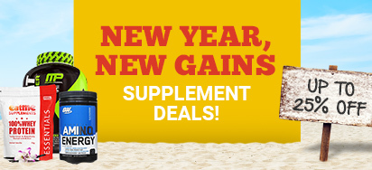 New Year, New Gains!
