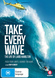 Take Every Wave: The Life of Laird Hamilton on DVD
