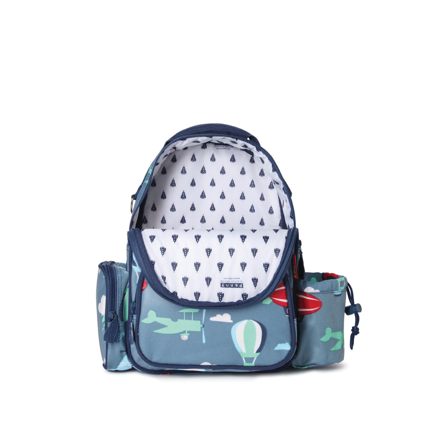 Space Monkey Medium Backpack image
