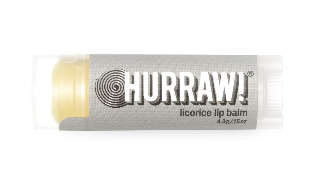 Hurraw! Lip Balm - Licorice image