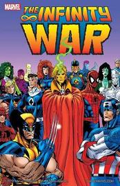 Infinity War Omnibus by Jim Starlin