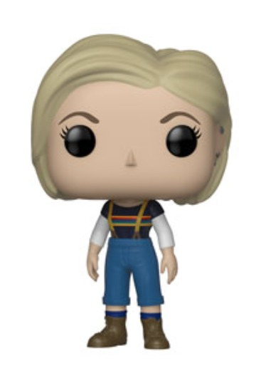 Doctor Who - 13th Doctor (Without Coat) Pop! Vinyl Figure image