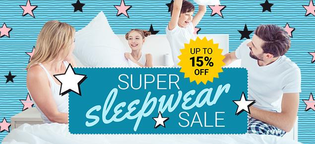 Super Sleepwear Sale