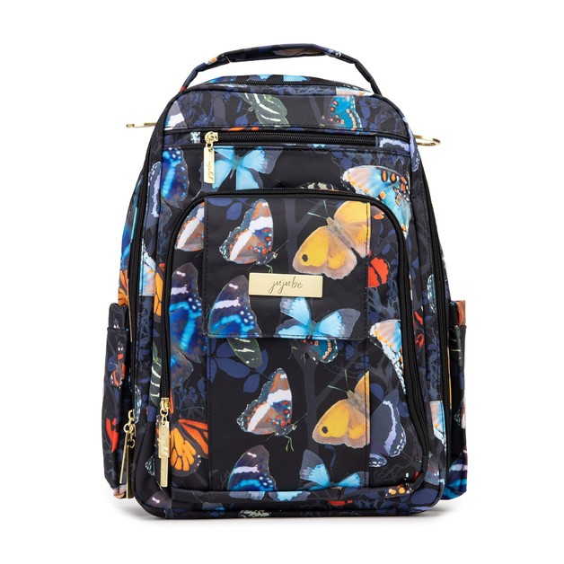Ju-Ju-Be: Be Right Back Diaper Bag- Social Butterfly
