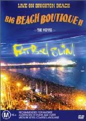 Fatboy Slim - Big Beach Boutique on DVD