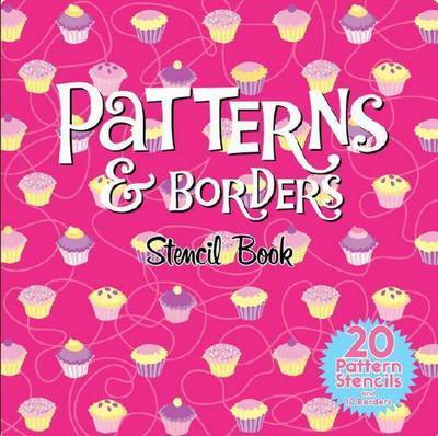Patterns and Borders Stencil Book image