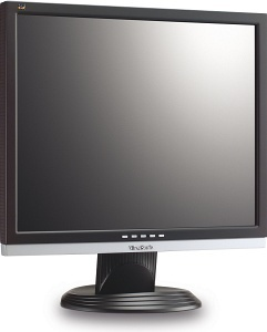 "Viewsonic VA926 19"" LCD 1280x1024 5ms Black/Silver"