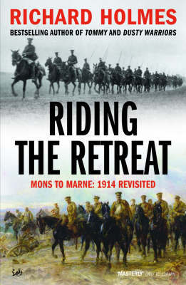 Riding The Retreat by Richard Holmes image