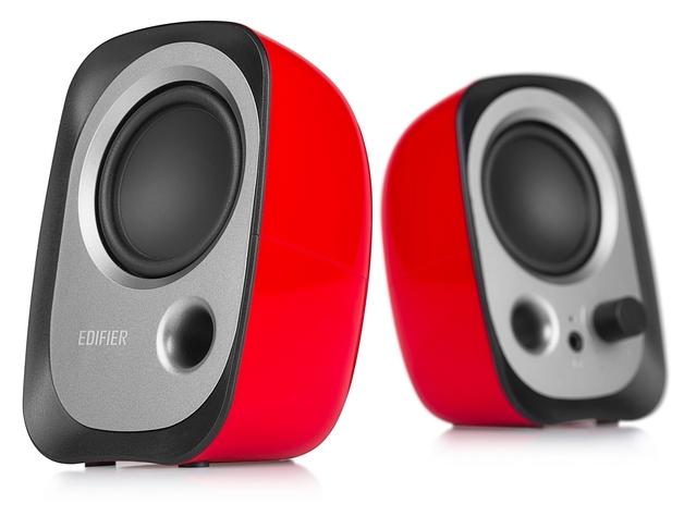 Edifier R12U USB Multimedia Speakers - Red