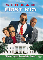 First Kid on DVD