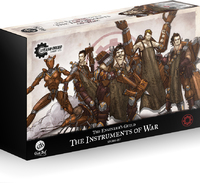 Guild Ball: The Engineer's Guild: The Instruments of War