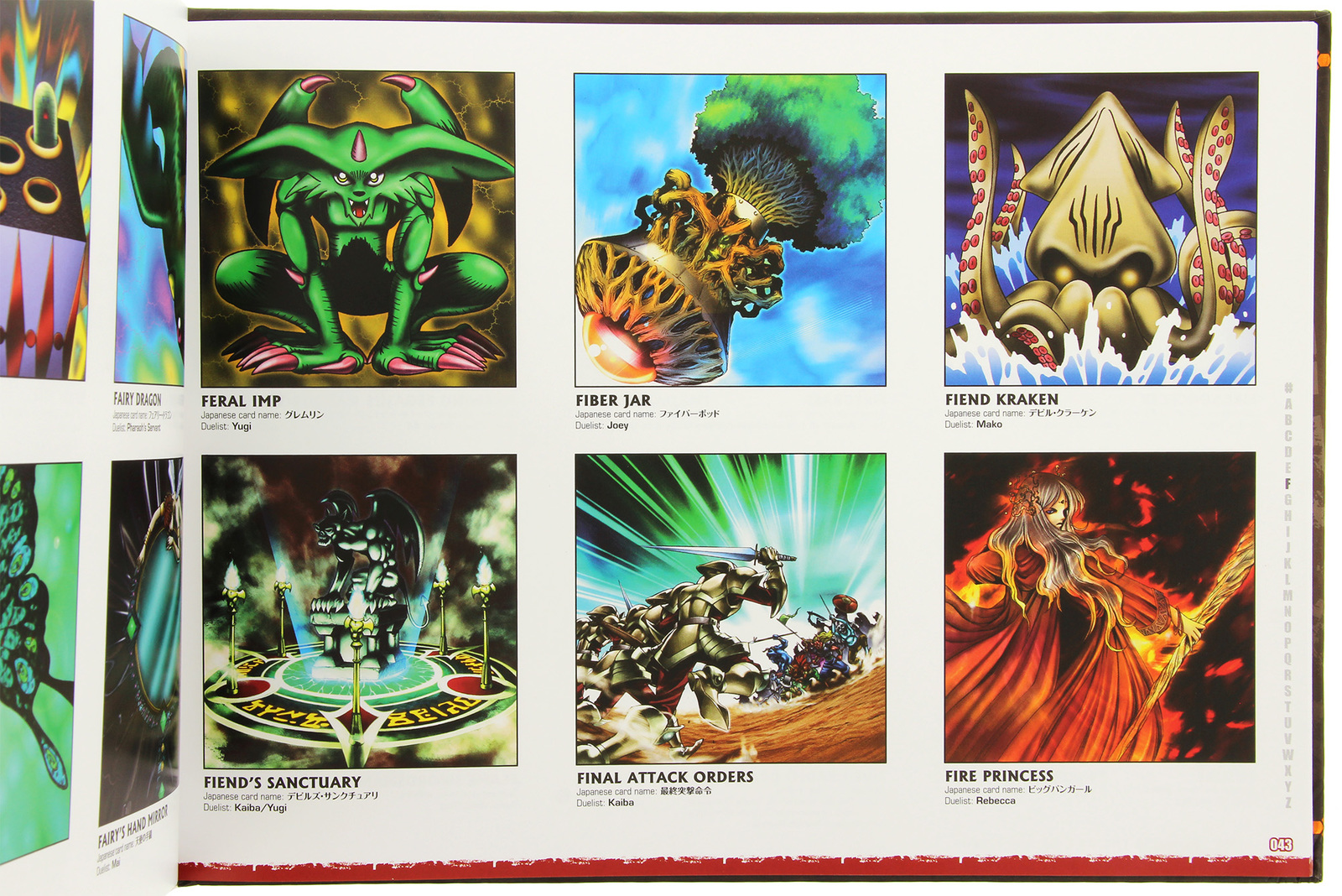 yugioh the art of the cards  udon book  buy now  at