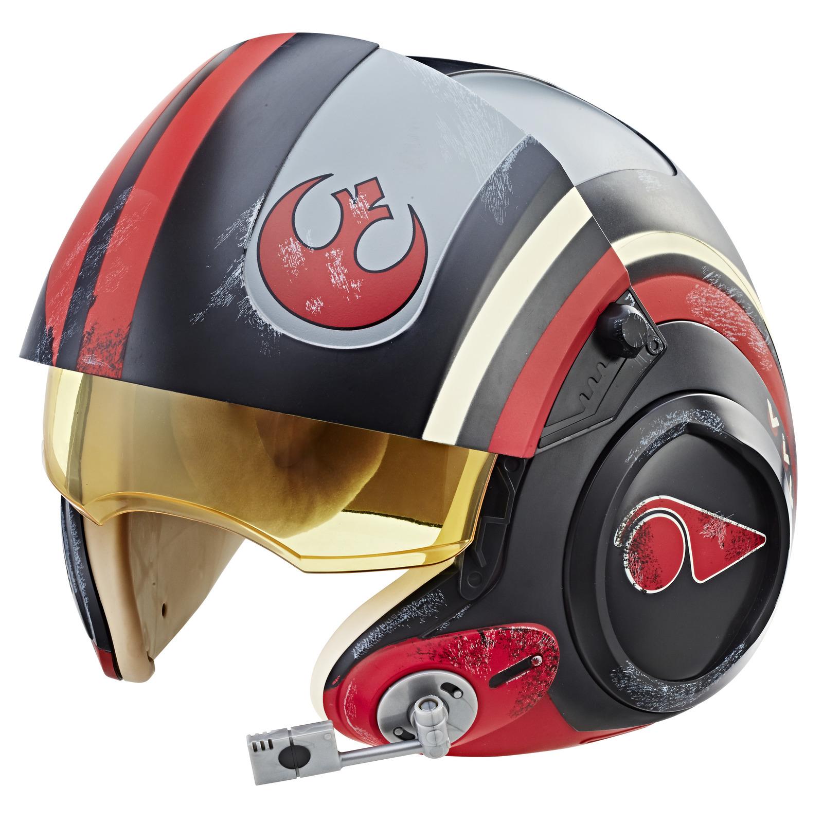 Star Wars: The Black Series - Poe Dameron Electronic Helmet image