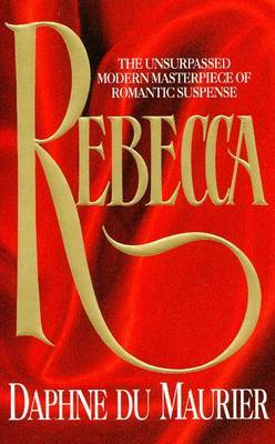 Rebecca by Daphne Du Maurier image