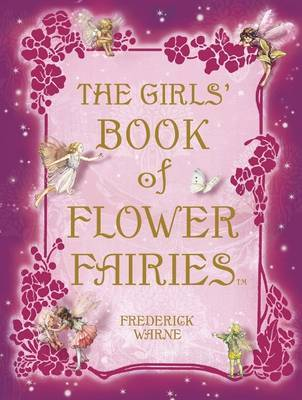 Girl's Book of Flower Fairies by Cicely Mary Barker image