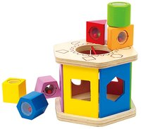 Hape: Shake and Match Shape Sorter