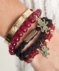 Harry Potter: Gryffindor (Series #2) - Arm Party Bracelet Set