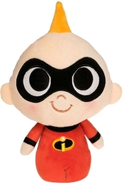 Incredibles 2: SuperCute Plush - Jack-Jack (Incredibles Suit)