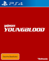 Wolfenstein Youngblood for PS4