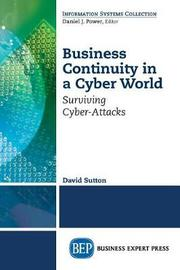 Business Continuity in a Cyber World by David Sutton image