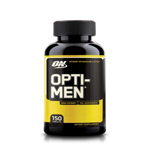 Optimum Nutrition Opti-Men Multivitamin (150 Tabs)