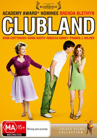 Clubland on DVD