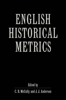 English Historical Metrics image
