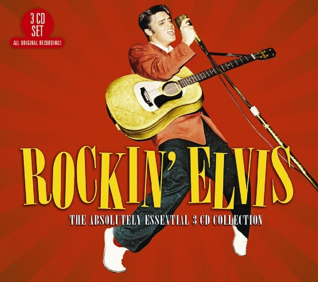 Rockin' Elvis: The Absolutely Essential 3 CD Collection by Elvis Presley