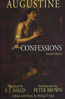 Confessions by Edmund Augustine image