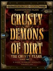 Crusty Demons - The Crusty Years: Vol 2 (4 Disc Box Set) on DVD
