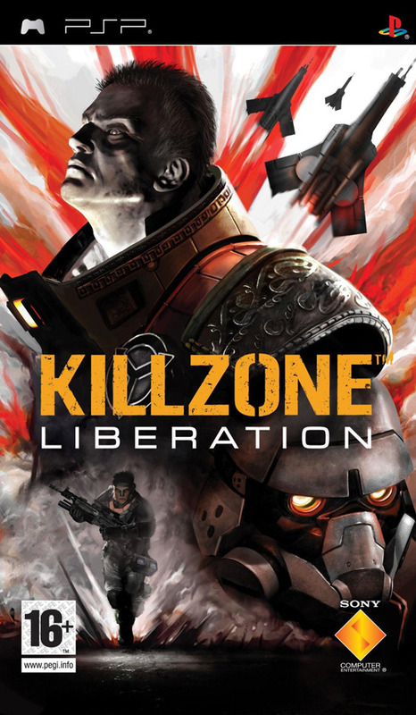 Killzone - Liberation for PSP